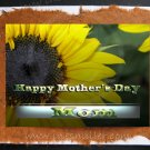 Greeting Card MOM Happy Mother's Day Personalized handmade cards
