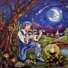 Fiddle by the Moon