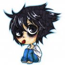 L (chibi) - print
