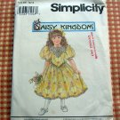 Daisy Kingdom Dress Simplicity 8870 Sewing Pattern