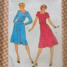 Dress Butterick 3349 Vintage Sewing Pattern