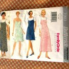 Slip Dress Knit Shirt Sewing Pattern Butterick 3901