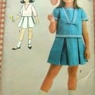 Toddler Girl Sailor Suit vintage sewing pattern Advance 3132