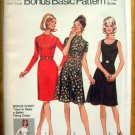 Fitted Dress Vintage Sewing Pattern Simplicity 9550