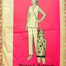 Misses Separates Vintage Mail Order Pattern 9166