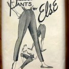 Precision Pants By Else Vintage Sewing Pattern