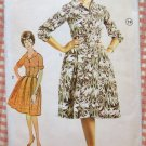 Misses Shirtwaist Dress Vintage Sewing Pattern Advance 3114