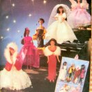 Barbie Doll Gowns and Fashion Organizer Uncut Sewing Pattern Butterick 5061