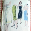 Slip Skirt Vintage Sewing Pattern Butterick 7764