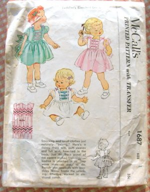 Simply Grace Designs: Sasha's Smocked Dress Pattern