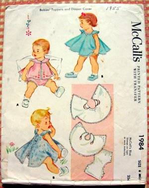 Sew Baby | Shop Patterns | McCall's Patterns