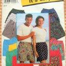 Boxer Shorts Vintage 90s Pattern Simplicity 9057
