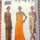 Slip Dress Vintage Sewing Pattern Vogue 9651