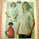 Tunic Top Vintage 70s Pattern Simplicity 7894