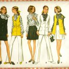 Women's Jacket, Blouse, Skirt  & Pants Vintage 70s Pattern Butterick 5683