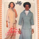 Misses Pants, Skirt, Top  70s Vintage Sewing Pattern Simplicity 8169