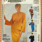 Dresses and Belts Vintage 90s Sewing Pattern McCall's 5082