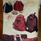 Butterick 5137 Craft Pattern from the 90s for Bags and Backpacks