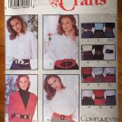 Simplicity 8589 Craft Pattern from the 90s for Belts