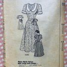 Misses dress Vintage Mail Order Pattern Marian Martin 9482
