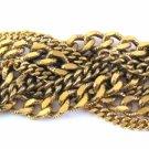 Elizabeth Cole Jewelry Braided Chain Bracelet