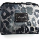 Betsey Johnson Cosmetic Case Kats Eye Grey
