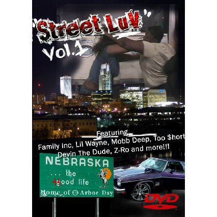 Street Luv - Volume One (DVD)