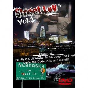 Street Luv - Volume One (DVD)