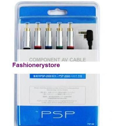 COMPONENT AV CABLE for PSP2000/PSP3000