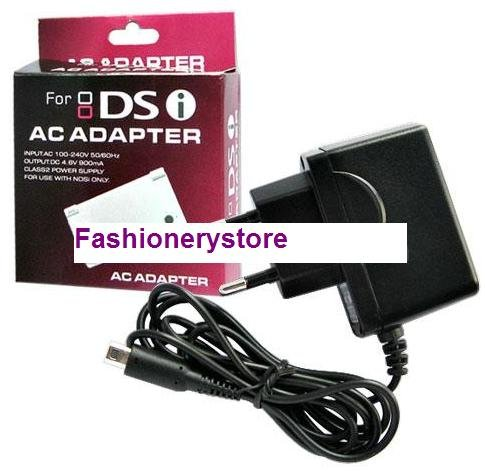 EU Version AC adapter for DSi/DSi XL/LL