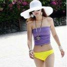 Summer Straw Hat White