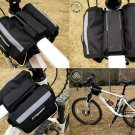 Bicycle Frame Pannier Front Tube Bag