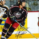 Luke Richardson Columbus Blue Jackets signed 8x10 photo