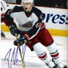 Rick Nash Columbus Blue Jackets signed 8x10 photo