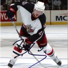 Bryan Berard Columbus Blue Jackets signed 8x10 photo