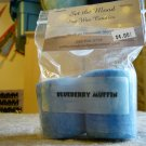 Blueberry Muffin  votives 2pk