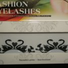 #11 Fashion fake reuseable eyelashes (swam  picture) G NBU NBW NBO