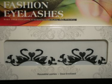 #11 Fashion fake reuseable eyelashes (swam  picture) G NBU NBW NBO