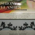 #14 Fashion fake reuseable eyelashes (bird  and flower picture) G NBU NBW NBO