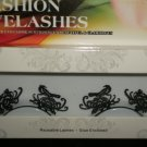 #16 Fashion fake reuseable eyelashes (bird and flower picture) G NBU NBW NBO