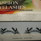 #18 Fashion fake reuseable eyelashes (eagle picture) G NBU NBW NBO
