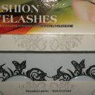 #19 Fashion fake reuseable eyelashes (butterfly picture) G NBU NBW NBO