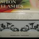 #25 Fashion fake reuseable eyelashes (flower picture) G NBU NBW NBO