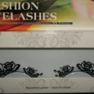 #30 Fashion fake reuseable eyelashes (flower picture) G NBU NBW NBO