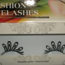 #34 Fashion fake reuseable eyelashes (pattern picture) G NBU NBW NBO