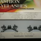 #43 Fashion fake reuseable eyelashes (plant picture) G NBU NBW NBO