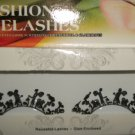 #45 Fashion fake reuseable eyelashes (angel picture) G NBU NBW NBO