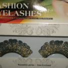 #56 Fashion fake reuseable eyelashes (colour pattern picture) G NBU NBW NBO