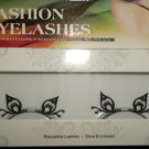 #64 Fashion fake reuseable eyelashes (leaves picture) G NBU NBW NBO