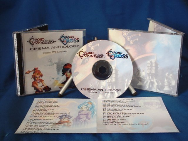 Chrono Trigger - Chrono Cross Cinema Anthology